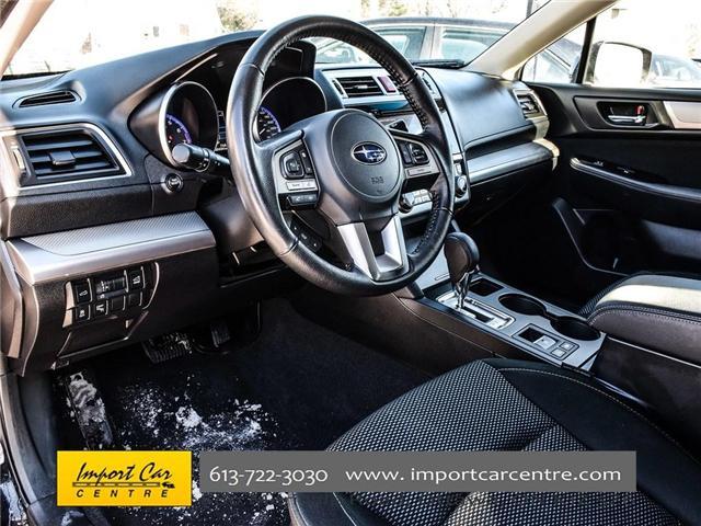 2017 Subaru Outback 3.6R Touring (Stk: 298692) in Ottawa - Image 9 of 25