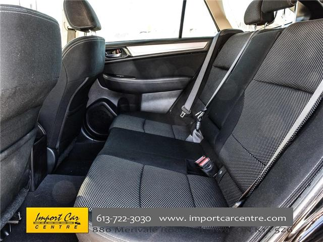 2017 Subaru Outback 3.6R Touring (Stk: 298692) in Ottawa - Image 12 of 25