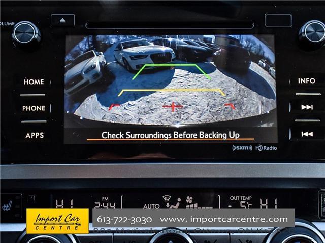2017 Subaru Outback 3.6R Touring (Stk: 298692) in Ottawa - Image 22 of 25