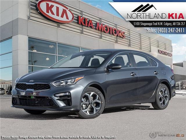 2019 Kia Forte EX Premium (Stk: 9FT0105) in Calgary - Image 1 of 23