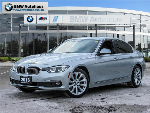 2016 BMW 328d xDrive (Stk: P8671A) in Thornhill - Image 1 of 27