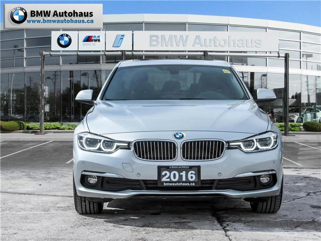 2016 BMW 328d xDrive (Stk: P8671A) in Thornhill - Image 2 of 27
