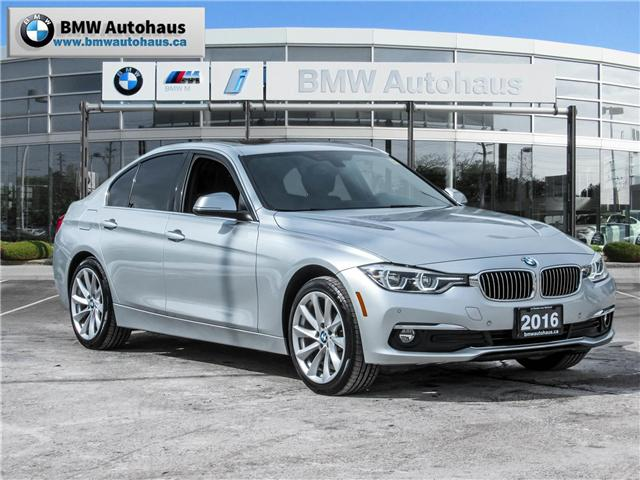 2016 BMW 328d xDrive (Stk: P8671A) in Thornhill - Image 3 of 27