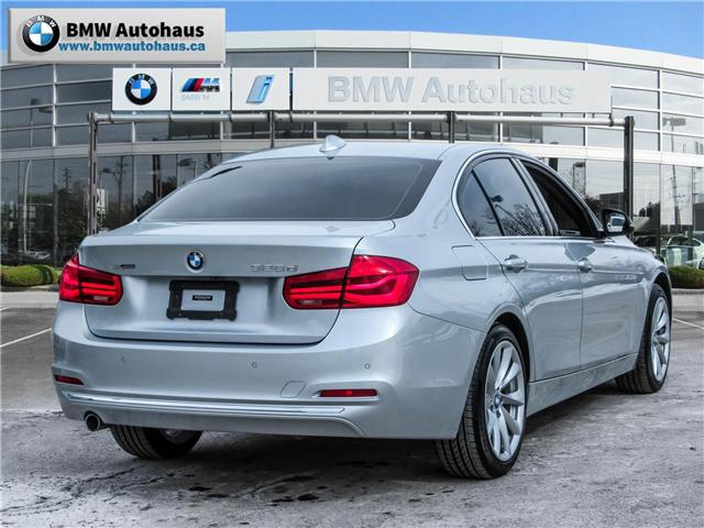 2016 BMW 328d xDrive (Stk: P8671A) in Thornhill - Image 5 of 27