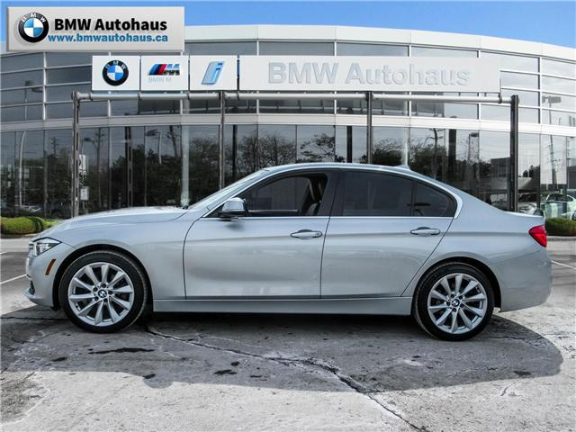 2016 BMW 328d xDrive (Stk: P8671A) in Thornhill - Image 8 of 27