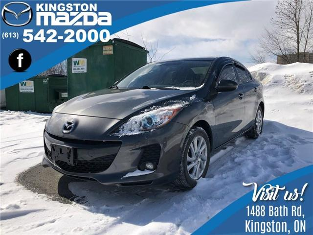 2013 Mazda Mazda3 GS-SKY (Stk: 18C173A) in Kingston - Image 1 of 3