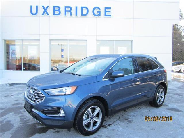2019 Ford Edge SEL (Stk: IED8776) in Uxbridge - Image 1 of 4