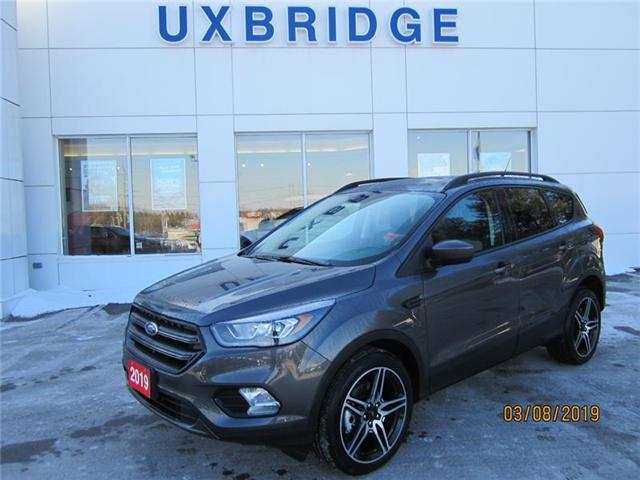 2019 Ford Escape SEL (Stk: IES8771) in Uxbridge - Image 1 of 7
