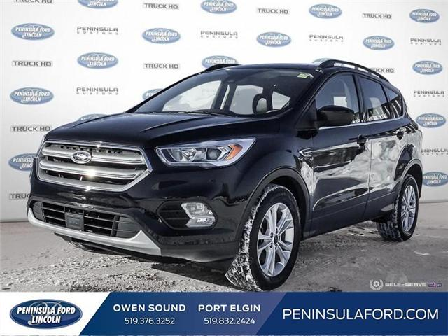 2018 Ford Escape SEL (Stk: 1698) in Owen Sound - Image 1 of 25