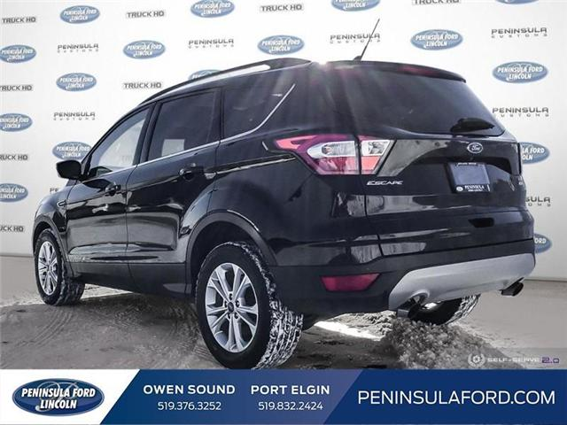 2018 Ford Escape SEL (Stk: 1698) in Owen Sound - Image 4 of 25