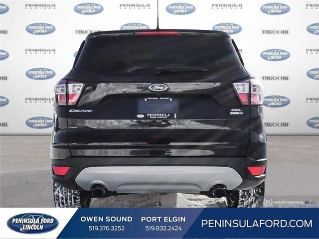 2018 Ford Escape SEL (Stk: 1698) in Owen Sound - Image 5 of 25