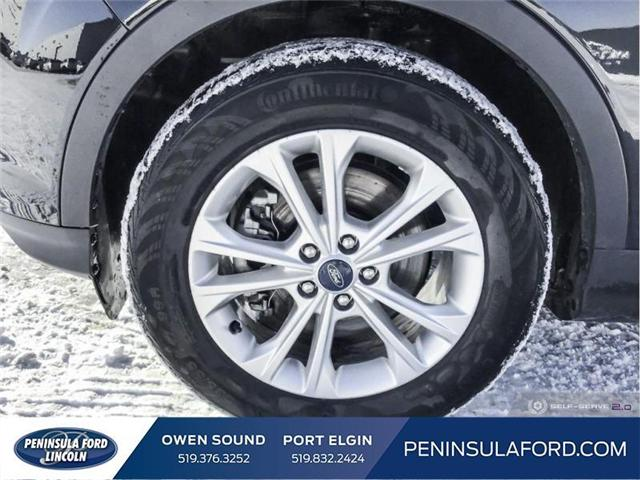 2018 Ford Escape SEL (Stk: 1698) in Owen Sound - Image 6 of 25