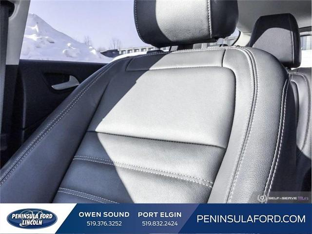 2018 Ford Escape SEL (Stk: 1698) in Owen Sound - Image 20 of 25