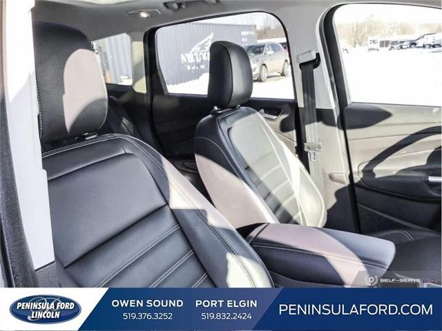 2018 Ford Escape SEL (Stk: 1698) in Owen Sound - Image 22 of 25