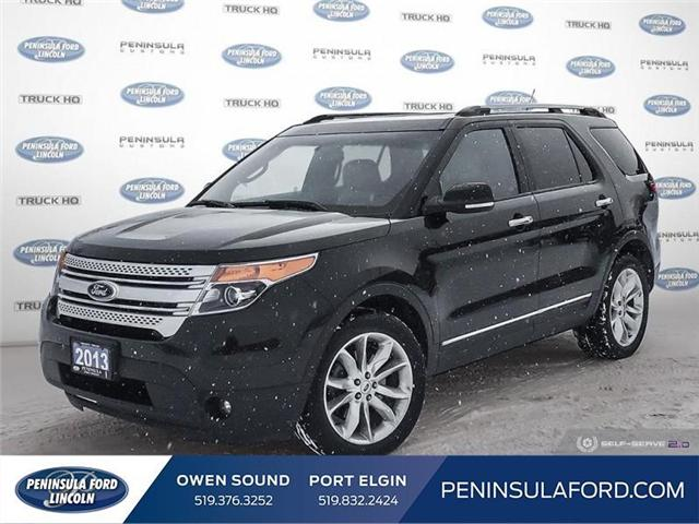 2013 Ford Explorer XLT (Stk: 18FE548C) in Owen Sound - Image 1 of 24