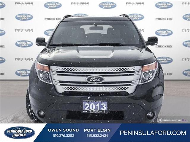 2013 Ford Explorer XLT (Stk: 18FE548C) in Owen Sound - Image 2 of 24