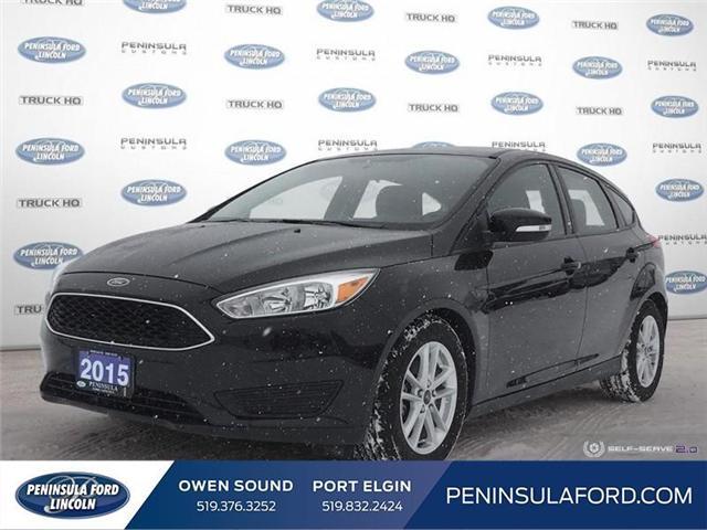 2015 Ford Focus SE (Stk: 1710) in Owen Sound - Image 1 of 25