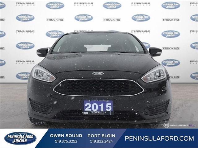 2015 Ford Focus SE (Stk: 1710) in Owen Sound - Image 2 of 25