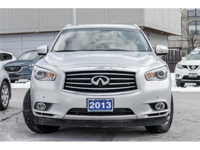 2013 Infiniti JX35 Base (Stk: P0360) in Richmond Hill - Image 2 of 20