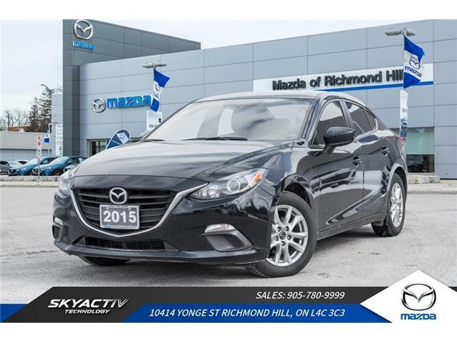 2015 Mazda Mazda3 GS (Stk: P0363) in Richmond Hill - Image 1 of 19