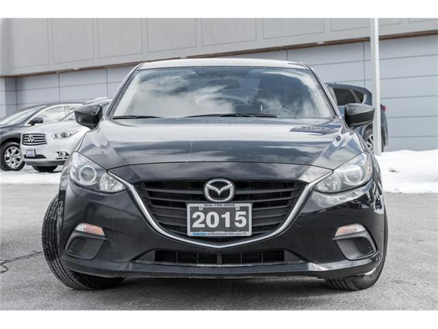 2015 Mazda Mazda3 GS (Stk: P0363) in Richmond Hill - Image 2 of 19