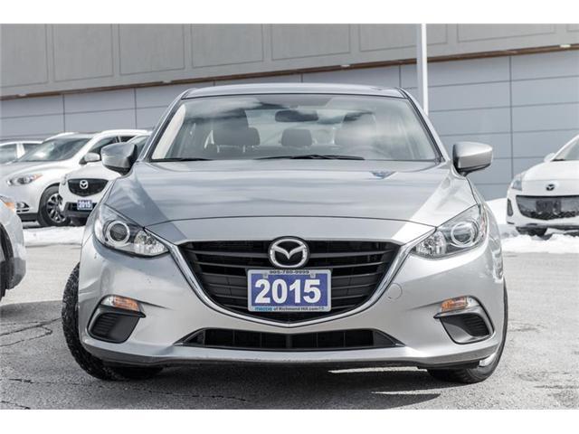 2015 Mazda Mazda3 GX (Stk: P0364) in Richmond Hill - Image 2 of 17