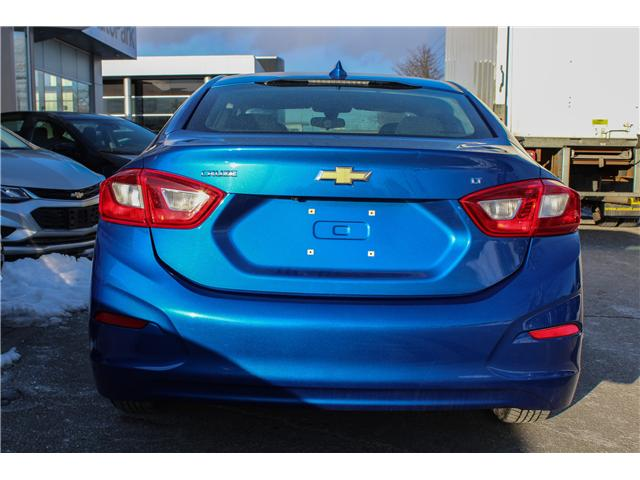 2017 Chevrolet Cruze LT Auto (Stk: 17-595832 ) in Mississauga - Image 5 of 24