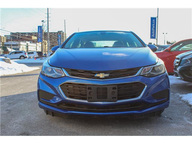 2017 Chevrolet Cruze LT Auto (Stk: 17-595832 ) in Mississauga - Image 4 of 24