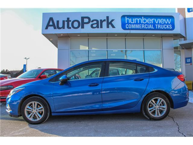 2017 Chevrolet Cruze LT Auto (Stk: 17-595832 ) in Mississauga - Image 3 of 24