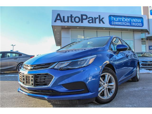 2017 Chevrolet Cruze LT Auto (Stk: 17-595832 ) in Mississauga - Image 1 of 24