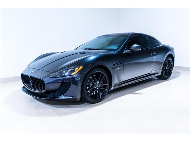 2013 Maserati GranTurismo Sport (Stk: UC1448) in Calgary - Image 3 of 18