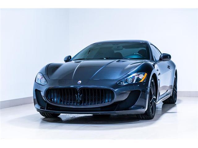 2013 Maserati GranTurismo Sport (Stk: UC1448) in Calgary - Image 4 of 18