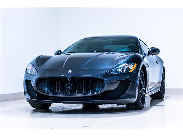 2013 Maserati GranTurismo Sport (Stk: UC1448) in Calgary - Image 5 of 18