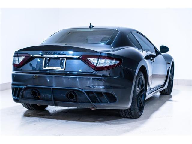 2013 Maserati GranTurismo Sport (Stk: UC1448) in Calgary - Image 13 of 18