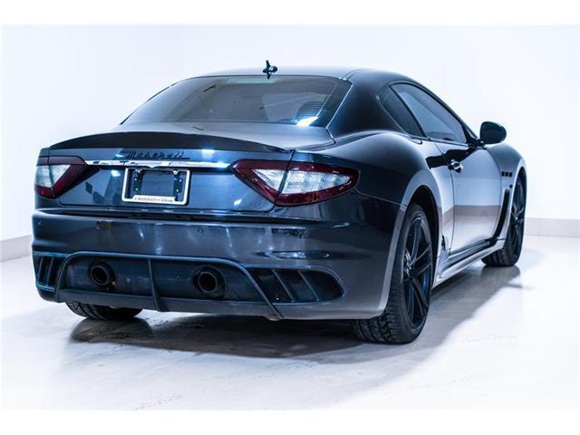 2013 Maserati GranTurismo Sport (Stk: UC1448) in Calgary - Image 14 of 18