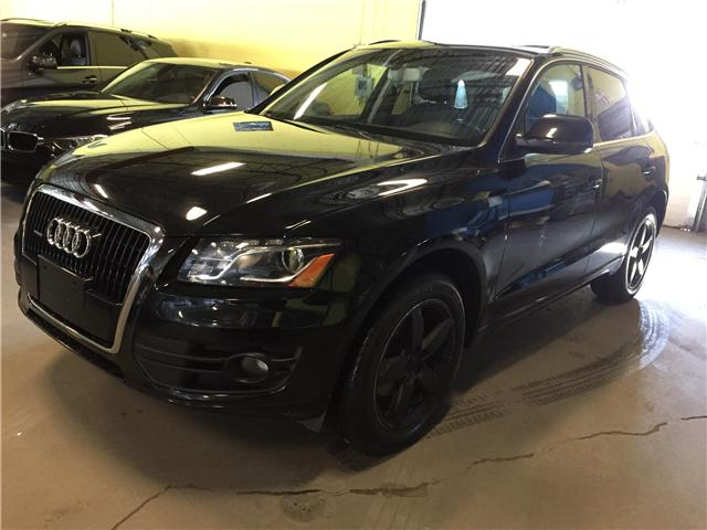 2012 Audi Q5 3.2 Premium (Stk: C5557) in North York - Image 1 of 13