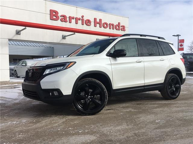 2019 Honda Passport Touring (Stk: 19723) in Barrie - Image 1 of 12