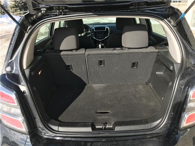 2017 Chevrolet Sonic LT Auto (Stk: NE142) in Calgary - Image 6 of 17