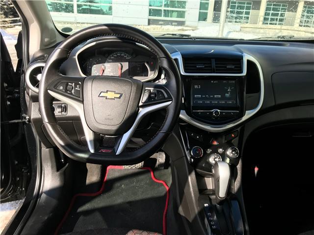 2017 Chevrolet Sonic LT Auto (Stk: NE142) in Calgary - Image 12 of 17