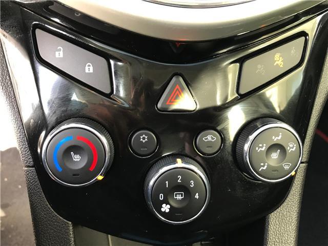 2017 Chevrolet Sonic LT Auto (Stk: NE142) in Calgary - Image 14 of 17