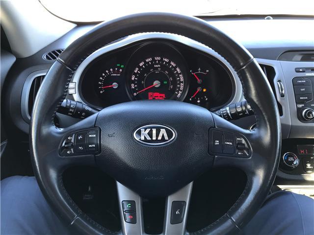 2014 Kia Sportage SX (Stk: 21431A) in Edmonton - Image 16 of 23