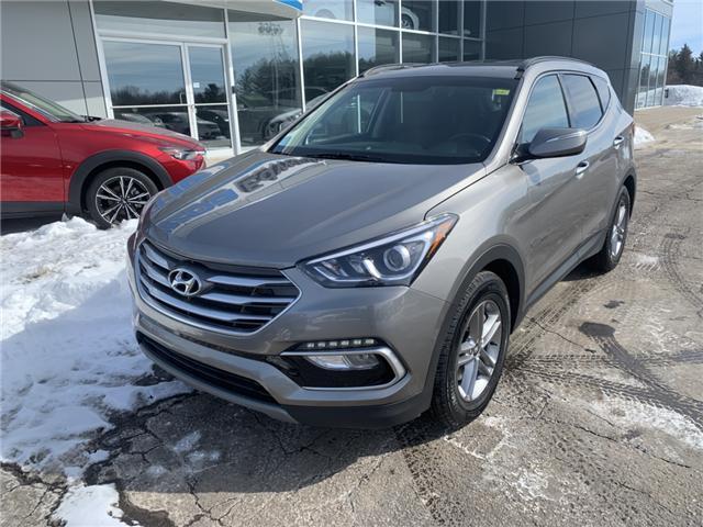 2018 Hyundai Santa Fe Sport 2.4 SE (Stk: 21670) in Pembroke - Image 2 of 12