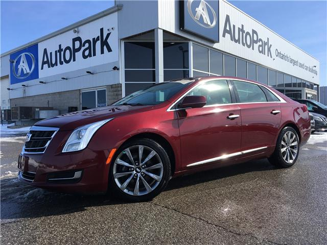 2017 Cadillac XTS Base (Stk: 17-11237RJB) in Barrie - Image 1 of 27