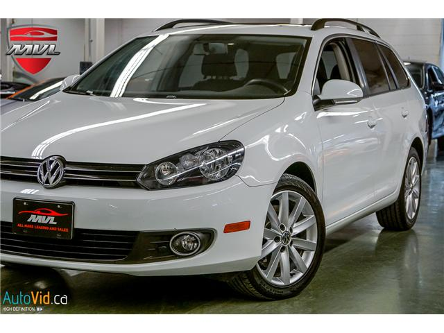 2014 Volkswagen Golf 2.0 TDI Highline (Stk: ) in Oakville - Image 1 of 30