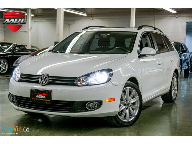 2014 Volkswagen Golf 2.0 TDI Highline (Stk: ) in Oakville - Image 2 of 30