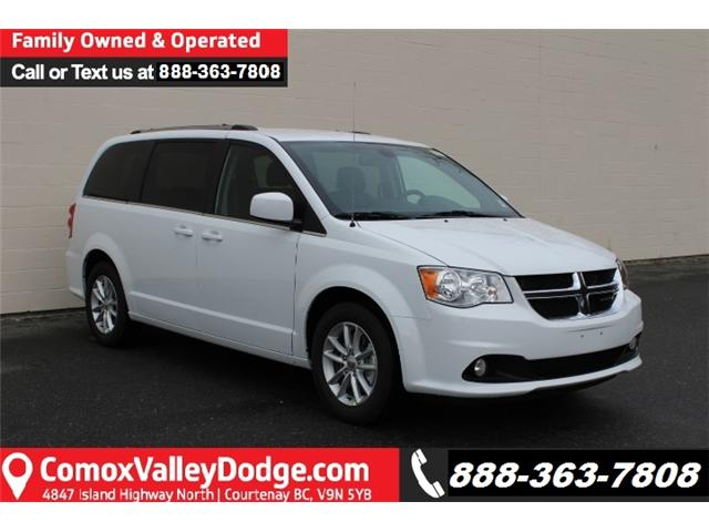 2019 Dodge Grand Caravan CVP/SXT (Stk: R601732) in Courtenay - Image 1 of 30