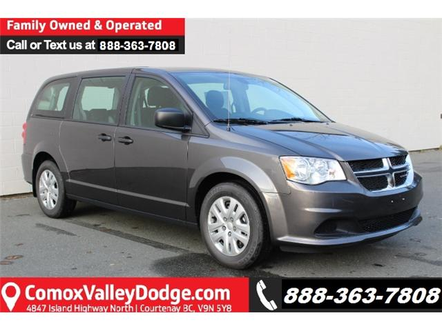 2019 Dodge Grand Caravan CVP/SXT (Stk: R553703) in Courtenay - Image 1 of 29
