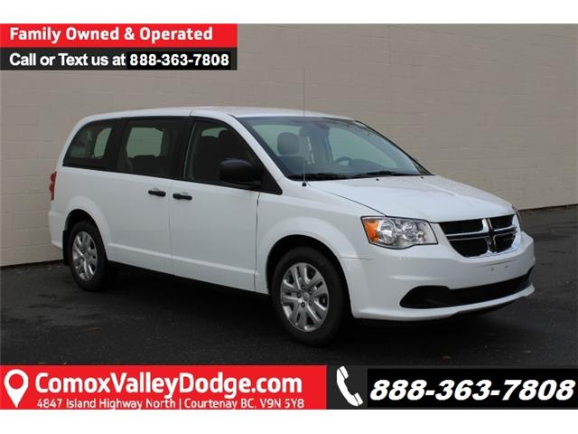 2019 Dodge Grand Caravan CVP/SXT (Stk: R553702) in Courtenay - Image 1 of 29