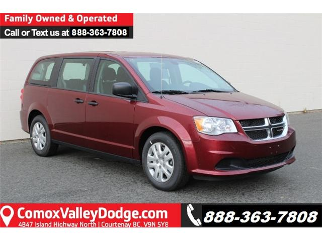 2019 Dodge Grand Caravan CVP/SXT (Stk: R553705) in Courtenay - Image 1 of 29