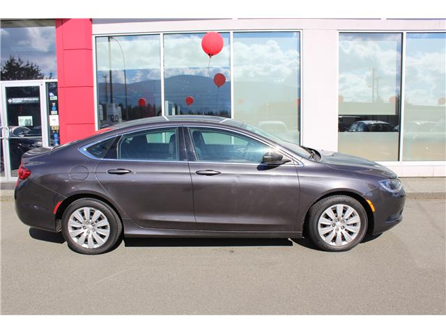 2015 Chrysler 200 LX (Stk: 8S0835A) in Nanaimo - Image 2 of 9